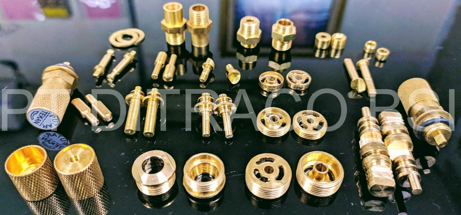 GAS TUBE COMPONENTS